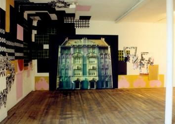 15 Mandarin Installationsansicht